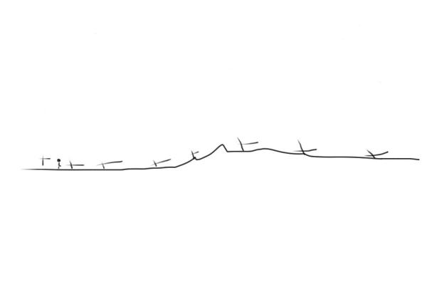 Dibujo El Joven Pálido 1