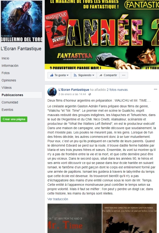 Le Ecran Fantastique Nota Gualicho y Mr. Time.jpg