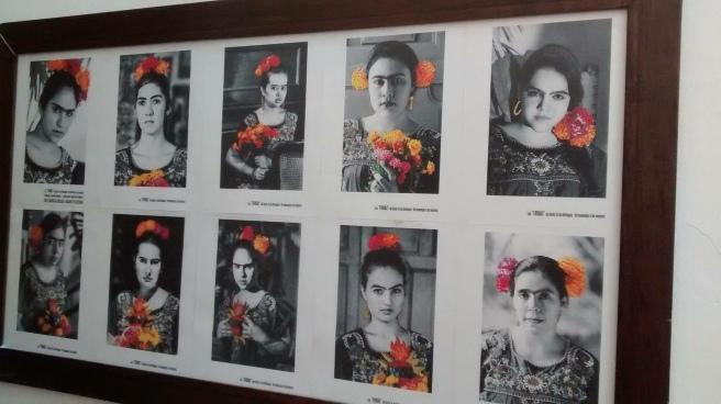 Las Fridas De Colombia Fotografía de Adrián Gaston Fares en el hotel Mariscal Robledo, Antioquia
