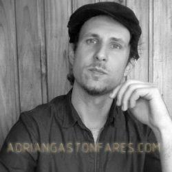 Sitio Web de Adrián Gastón Fares