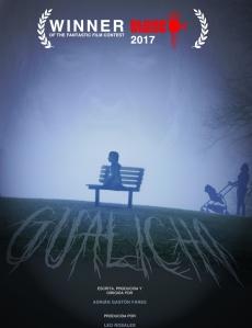 Walichu Poster de Producción Diseñado por Gabriel Quiroga