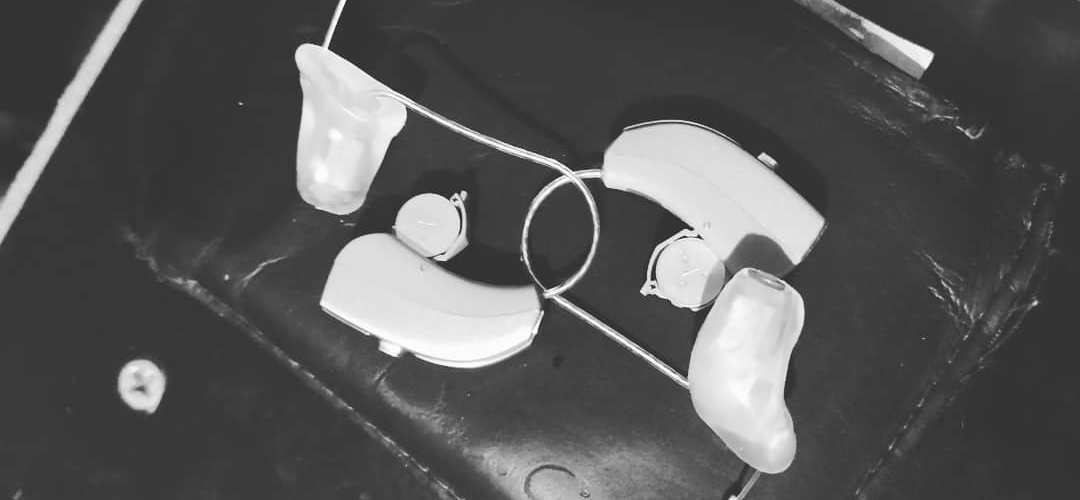 Mis audífonos nuevos
