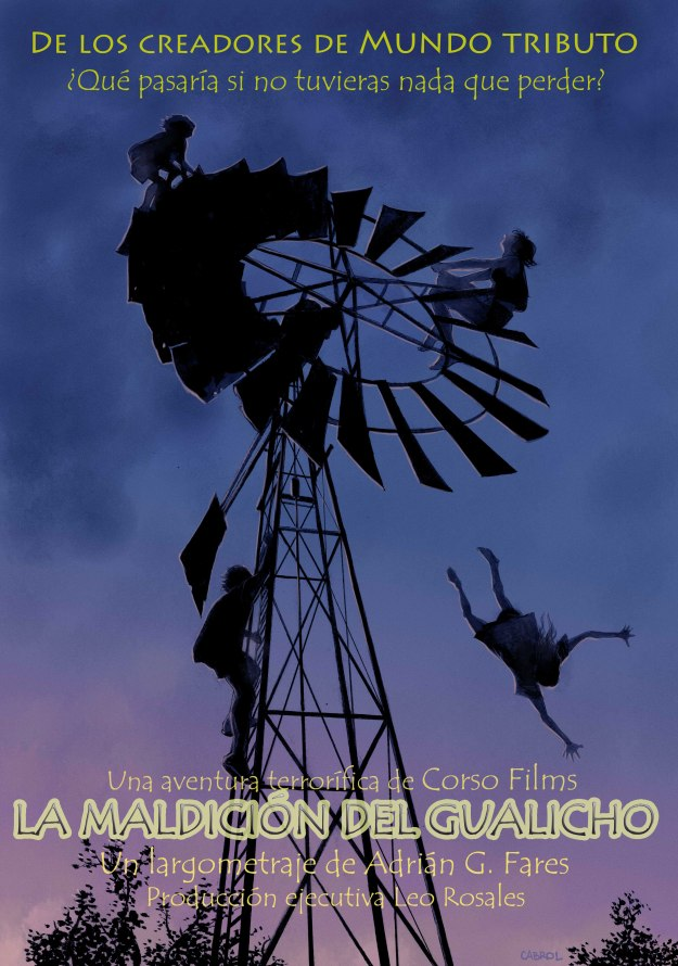 Gualicho Nuevo Afiche de Producción