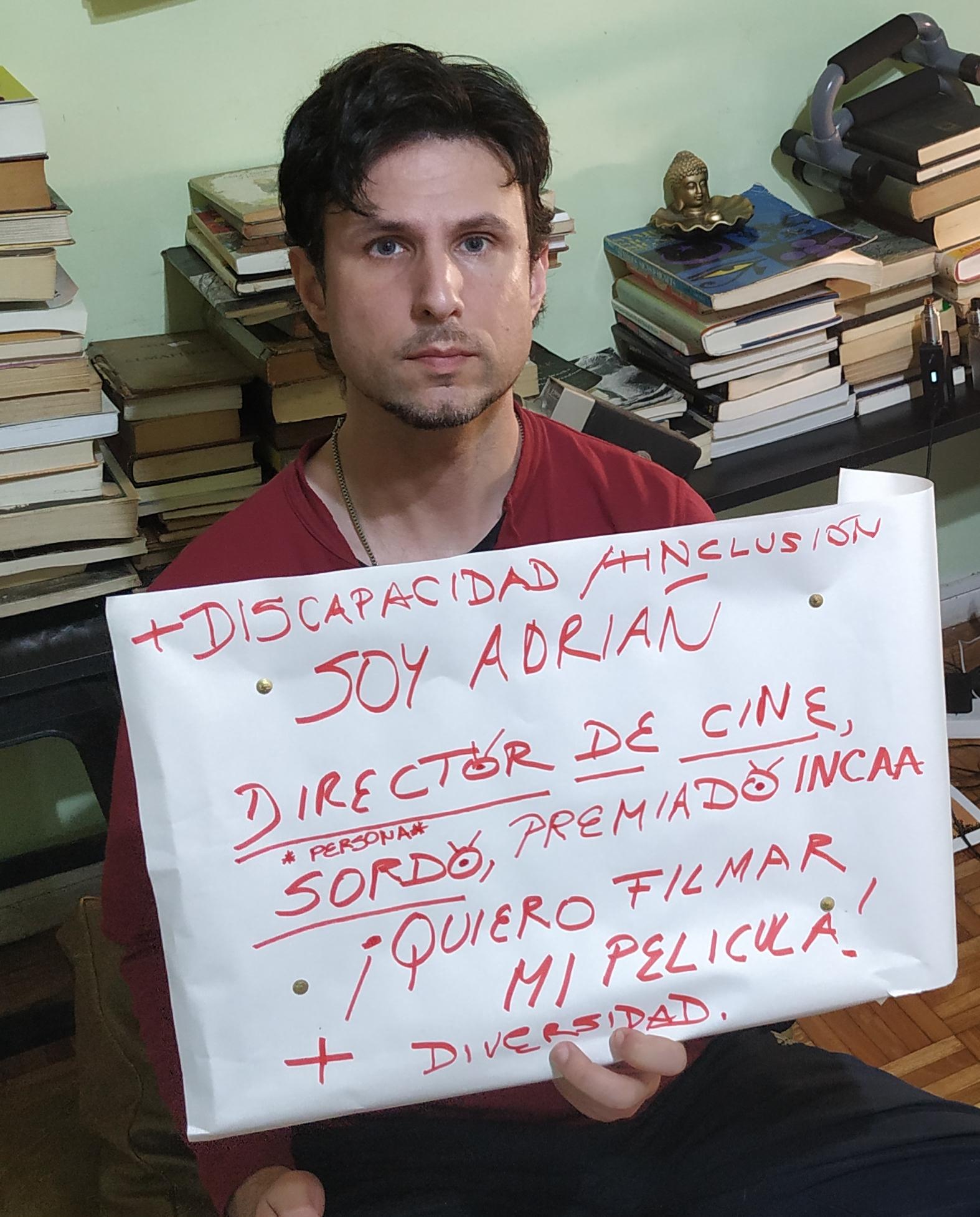 Adrián Gastón Fares Mi Petición en Change.org Fácil: change.org/gualicho